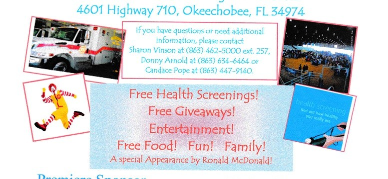 2014 Okeechobee Health & Safety Expo.